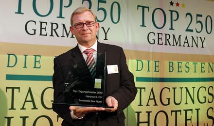 Bild Toptagungshotelier2010 Hartmut S. Pirl