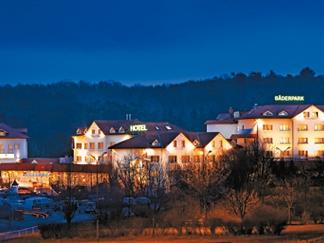 Abb. Tagungshotel Bäder Park Hotel | Sieben Welten Therme & Spa Resort