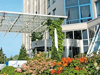 Abb. Tagungshotel Atlanta Hotel International Leipzig