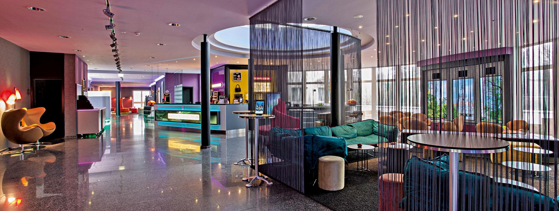Designhotel congresscentrum wienecke xi in hannover auf for Wienecke xi designhotel congress