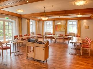 Abb. zu Artikel Nachhaltig tagen im Biohotel Schlossgut Oberambach