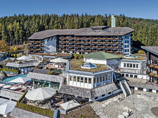 Abb. Tagungshotel Vier Jahreszeiten  am Schluchsee