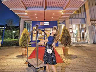 Abb. Tagungshotel Best Western Plus Palatin Kongresshotel & Tagungszentrum