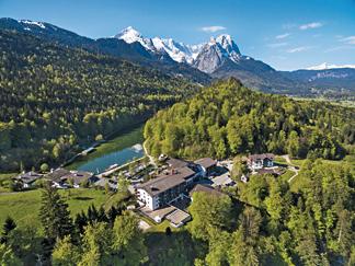 Abb. Tagungshotel Riessersee Hotel Garmisch-Partenkirchen