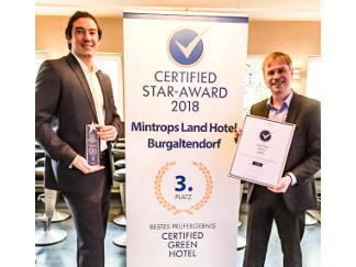 Abb. zu Artikel Mintrops Land Hotel zählt zu den Besten in Deutschland