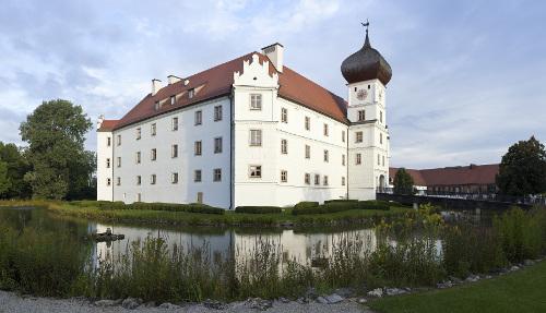 Abb. zu Artikel Einzigartig und kreativ Tagen in Schlossatmosphäre