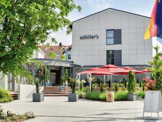 Abb. Tagungshotel Hotel Schiller