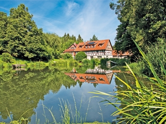 Abb. Tagungshotel Landhaus Bärenmühle