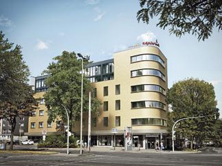Abb. Tagungshotel Hotel Esplanade