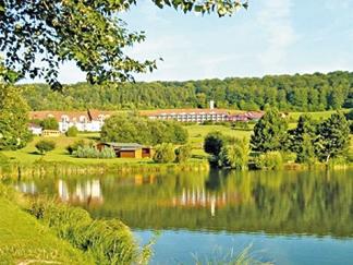 Abb. Tagungshotel Hessen Hotelpark  Hohenroda