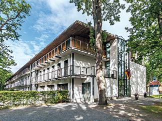 Abb. Tagungshotel Ringhotel Schorfheide, Tagungszentrum der Wirtschaft