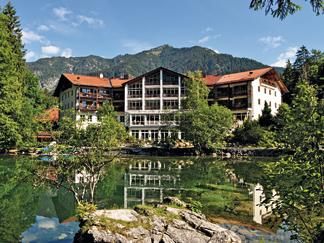 Abb. Tagungshotel Hotel am Badersee