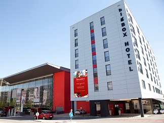 Abb. zu Artikel Erneut vier DEHOGA-Sterne für das bigBOX Hotel in Kempten
