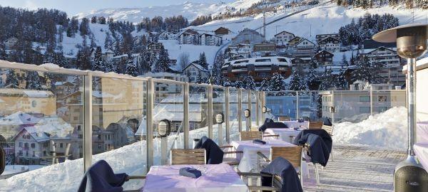 Abb. zu Pferdesport in St. Moritz