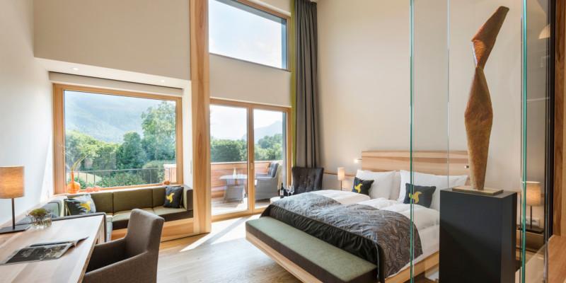 Abb. zu Das neue Premium & Health Resort in Bayerisch Gmain wurde am 2. Juli 2016 feierlich eröffnet
