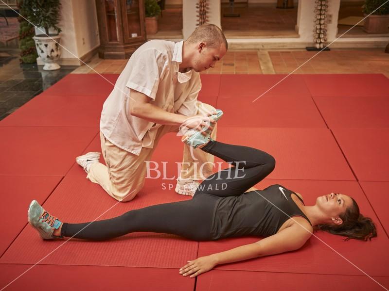 Abb. zu Auremie – das neue Bleiche-Bewegungs- und Entspannungsprogramm