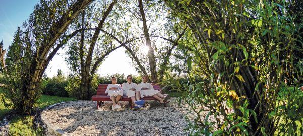 Abb. zu Ein bayerischer Hotelier verlegt den Wellnessgenuss nach draußen