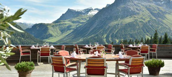 """Abb. zu Fit und gesund im """"Healing Hotel"""" am Arlberg"""