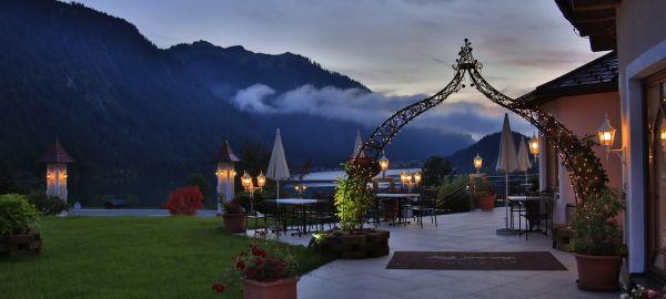 Abb. zu Berg, See, SPA und ein Kulinarium für Gourmets