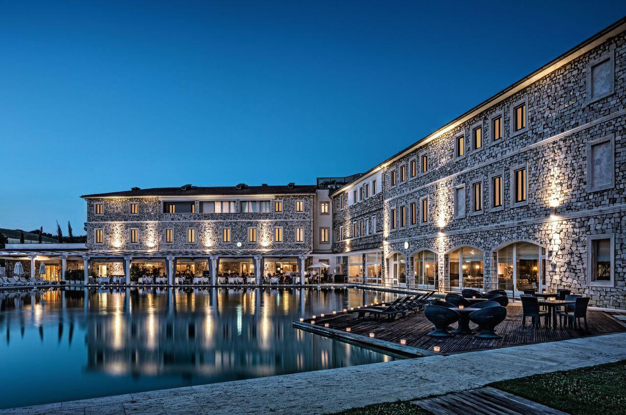 Abb. zu Swing & Spa – Das Terme di Saturnia Spa & Golf Resort präsentiert innovative Wellnessbehandlungen für Golfsportler