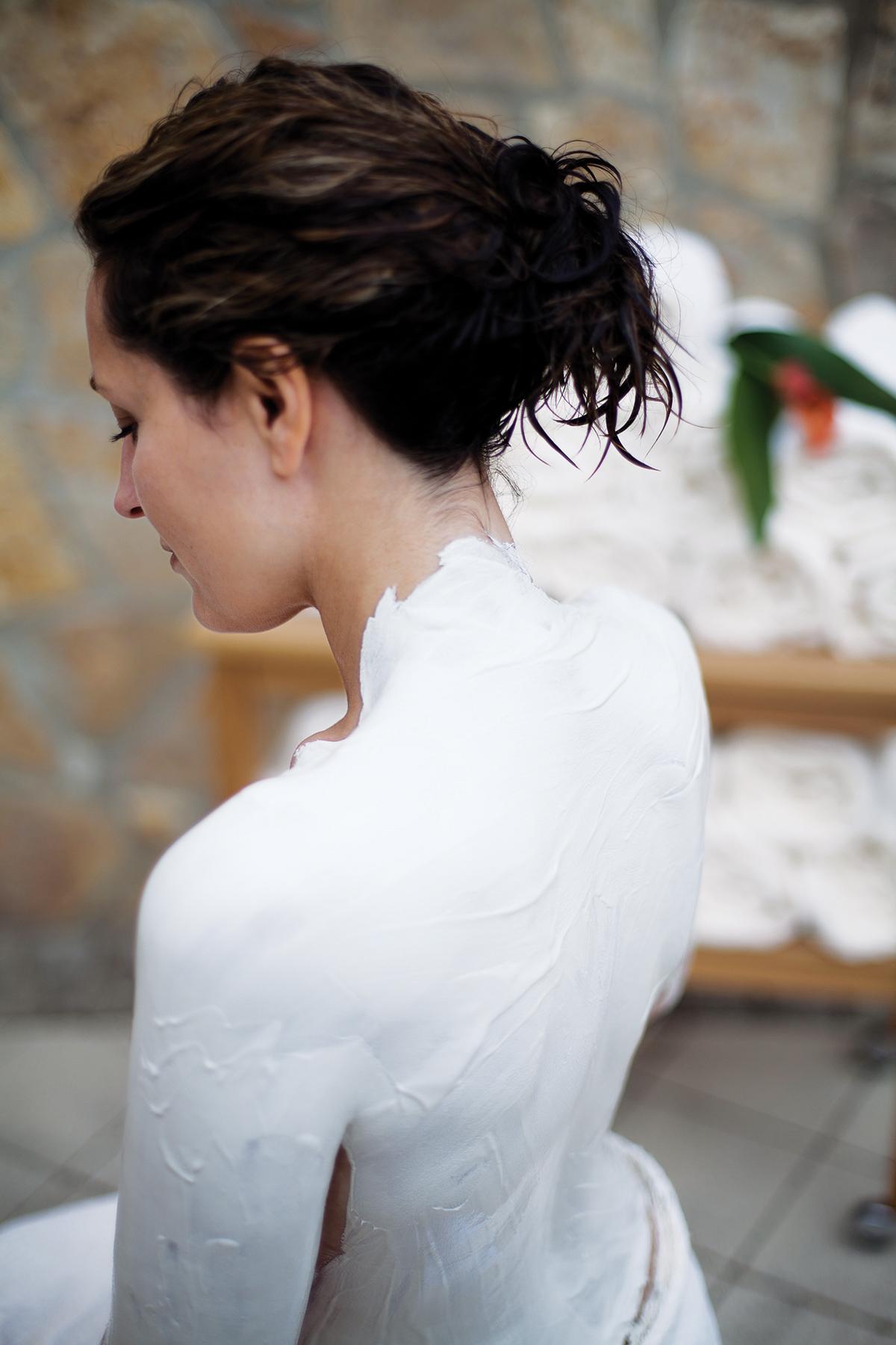 Abb. zu Rügener Power - Stoffe: Heilkreide und  die Vitaminbombe  Sanddorn