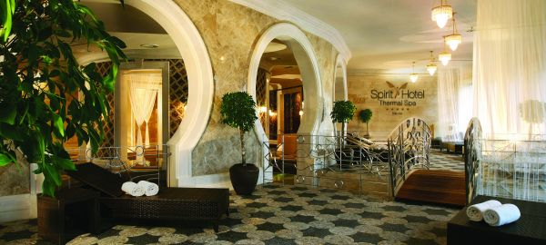 Spirit Hotel Thermal Spa*****superior