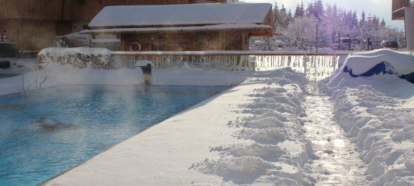 Abb. zu Exklusiver Wintertrend: Urlaub im Privatchalet