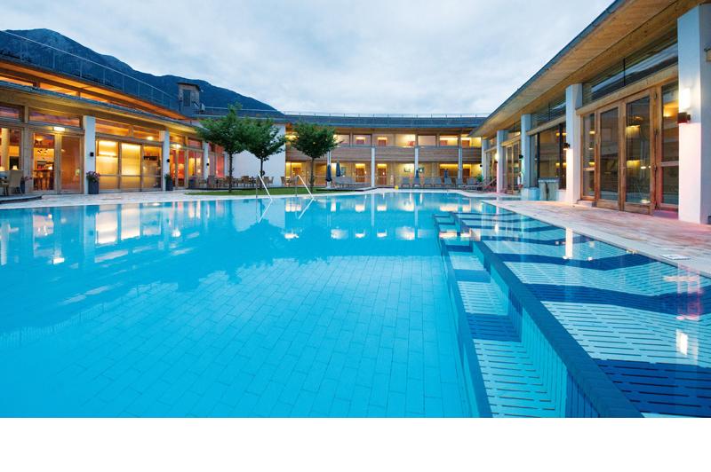 Abb. zu DIE WASNERIN gehört zu den besten Wellness-Hotels Österreichs