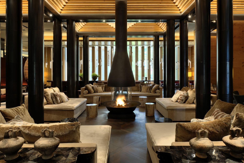 Abb. zu The Chedi Andermatt zum besten Winterhotel der Schweiz 2017 gekürt