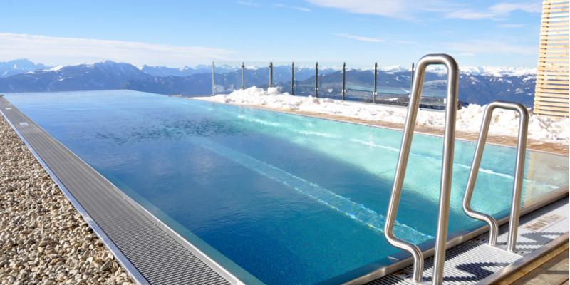 Abb. zu Gipfelwellness im Alpinhotels Pacheiner