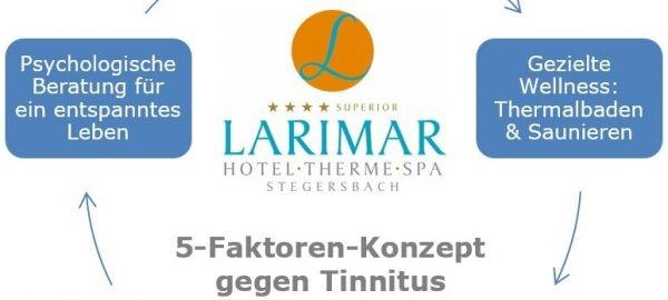 Abb. zu Tinnitus-Kur im Hotel & Spa Larimar in Stegersbach