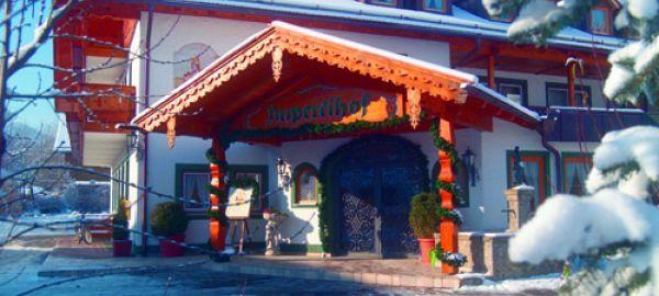 Abb. zu Neue Wellness für kuschelige Wintertage vor den Toren Salzburgs