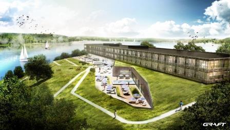 Abb. zu Seezeitlodge Hotel & Spa eröffnet ab Juli 2017 am Bostalsee