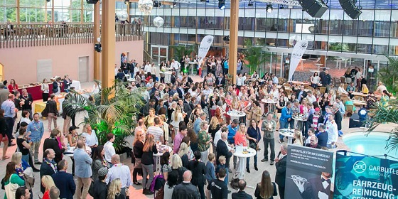 Abb. zu Artikel MICE meets (Corporate) Health - im Munich Beach Club
