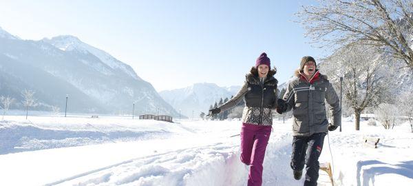 Abb. zu Kuscheltage mit Kaiserbad und Karwendelblick