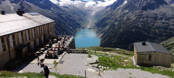 Abb. zu Über alle Berge mit dem 1. Wanderhotel im Zillertal