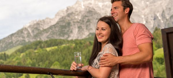 Abb. zu Honeymoon in den Bergen