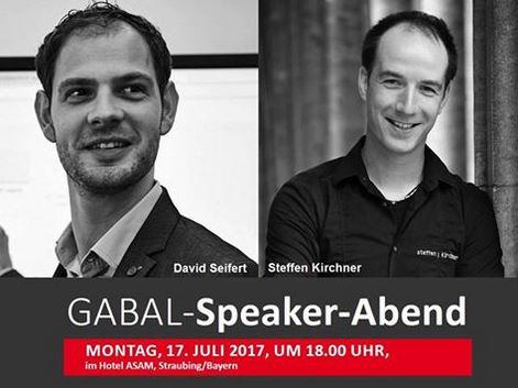 Abb. zu Artikel Top-Speaker des GABAL-Verlags zu Gast in Straubing