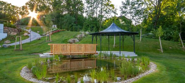 Abb. zu Schlosspark Mauerbach Resort & Spa jetzt im TV