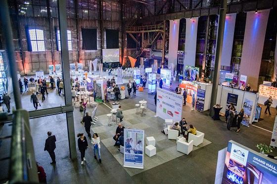 Abb. zu Artikel LOCATIONS Rhein-Ruhr – Inspiration vor einzigartiger Industriekulisse