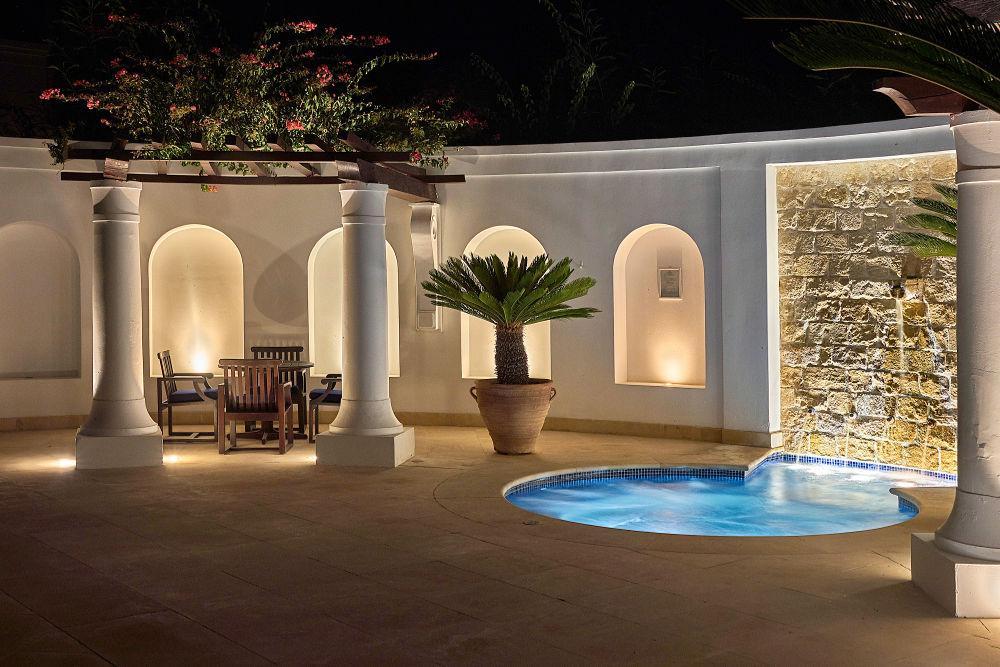 Abb. zu Thalassa Spa zweitbestes Hotel Spa 2017