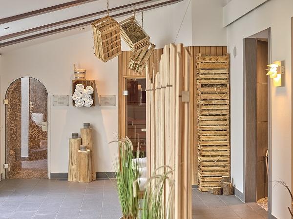 Abb. zu Schöner schwitzen im neuen Saunabereich
