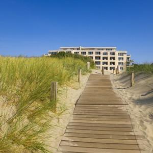 Abb. zu Strandhotel Dünenmeer ausgezeichnet