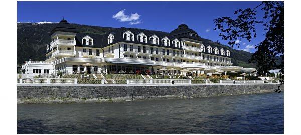Abb. zu Ausgezeichnet: Grandhotel Lienz ist Europe's Leading Wellness Hotel