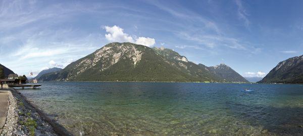 Abb. zu Frühlingsfrische tanken am Fjord Tirols
