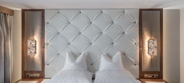 Abb. zu Neue Luxus-Suiten im Hochfirst