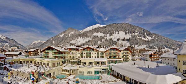 Abb. zu Familienurlaub zwischen Schnee und Wellness