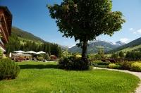 Abb. zu Frühlingserwachen im Alpbacherhof****s – ganz schön frisch