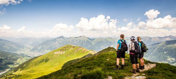 Abb. zu Wandern und Wellness