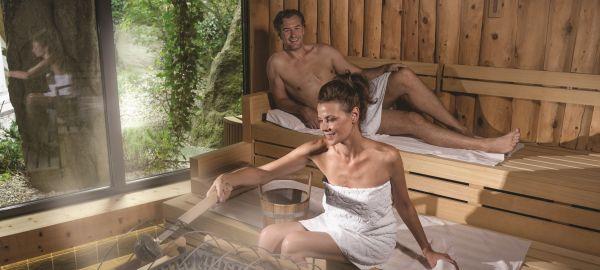 Abb. zu Wellness mit Tiroler Steinöl